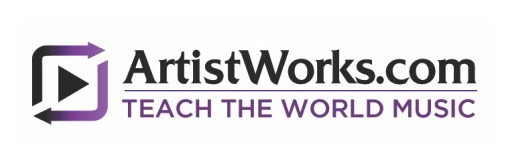 Online Music Education Platform, ArtistWorks, Reaches Landmark 50,000 Video Exchanges