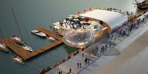 Tucker Sadler Architects' CEO Greg Mueller Revitalizes San Diego Waterfront
