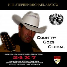 Country Goes Global Album Cover