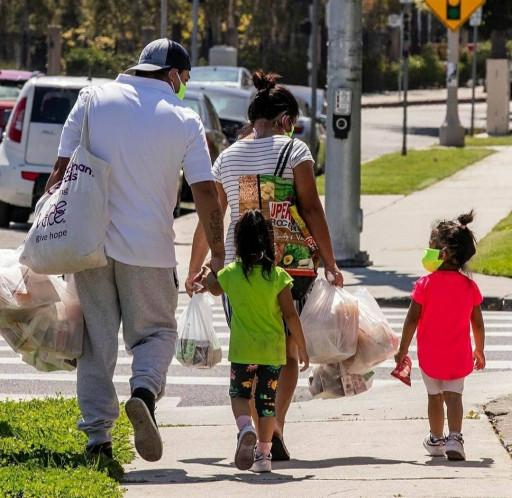 South Los Angeles Non-Profit Serves 2.3 Million Meals Amid the 2020 Pandemic