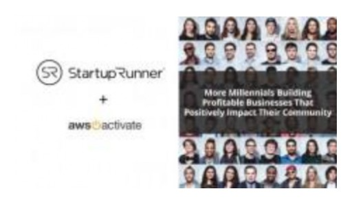 StartupRunner Collaborates With Amazon Web Services to Standardize Cloud Management for Millennial Entrepreneurs