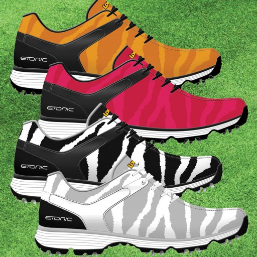 Etonic & Loudmouth Partner With Stabi-LOUD Golf Shoe