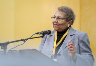Ambassador Ruth A. Davis, Chairwoman, IWEC