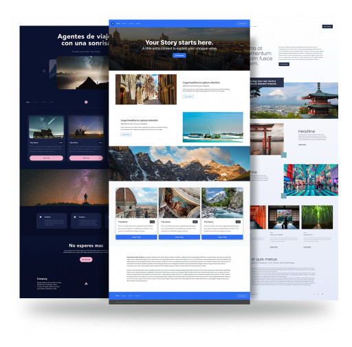 Travefy Unveils New Marketing Toolkit and Releases Groundbreaking New Website Builder