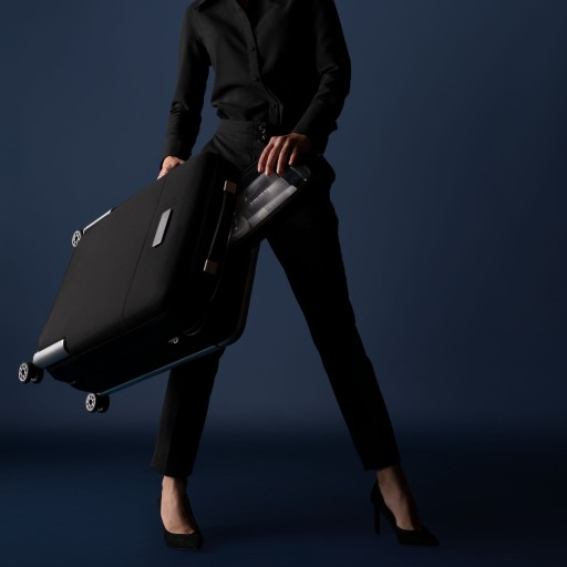 VOCIER Launches Avant With InterlinkTM -- the World's First Configurable Luggage System Utilizing Magnetic-Mechanical Latching Technology