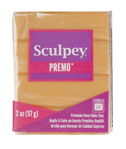 Sculpey Announces Web Exclusive Sculpey Premo Amber Translucent