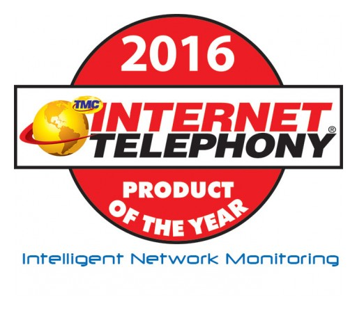 Transbeam Receives 2016 INTERNET TELEPHONY Product of the Year Award