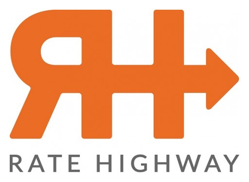 Rate-Highway Square Logo