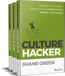 Culture Hacker by Shane Green