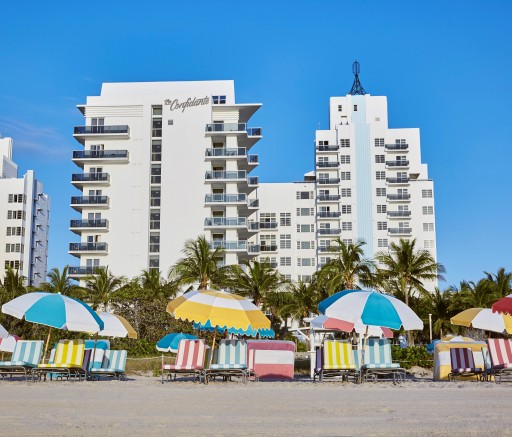 Landmark Miami Beach Hotel Launches Next-Generation Guest Room Comfort Strategy