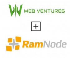 Web Ventures + RamNode