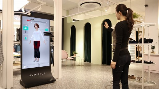 How Technology is Revolutionizing the Fashion Industry: Physics-Based Fitting Simulation Feature Now Sweeping Over Virtual Fitting Experience