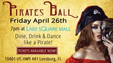 Pirate Ball