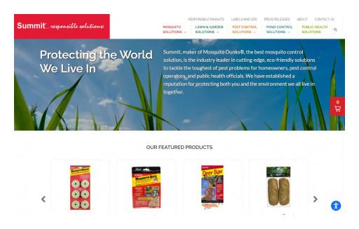 Summit Responsible Solutions Unveils New Website Design