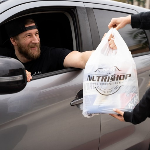 NUTRISHOP® Stores Now Offering Curbside Pickup and Home Deliveries of Dietary Supplements, Vitamins, and Food Items