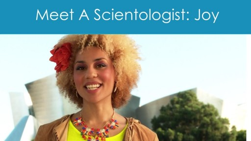 Meet A Scientologist: Singer-Songwriter, Joy