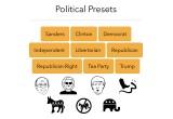 Political Presets