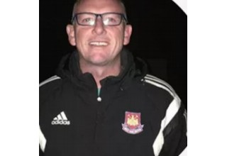 Coach Steve Portway