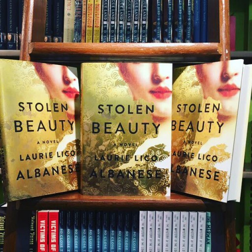 "Clinton Book Store to Host Laurie Albanese, Author of Novel, ""Stolen Beauty"" on Sunday, February 19th"