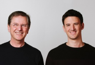Yoram And Oded Harth, MDacne Founders