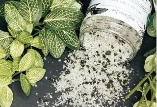 Espinache Bath Tea + Salt Soak