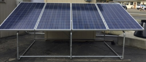 SunnyCal Solar Introduces Collapsible Solar Off-Grid Array for Disaster Events