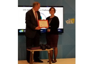 VIZIO EPA Sustainable Materials Management Electronics Award