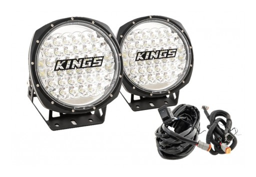 Constant Innovation - Latest Lighting Development From Adventure Kings