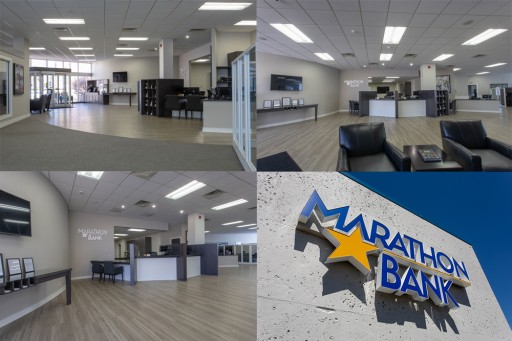 Marathon Bank Announces Grand Opening of Newly Remodeled Wausau Branch