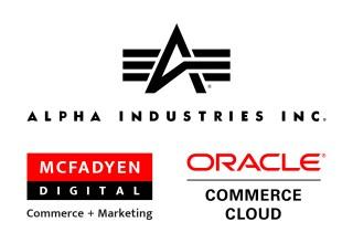 Alpha Industries - McFadyen Digital - Oracle Commerce Cloud