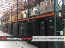Nationwide Power - Corporate Warehouse