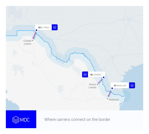 McAllen Data Center Expands Its Footprint With Two New Data Centers in Laredo and El Paso; Keeps Focused on Border Markets