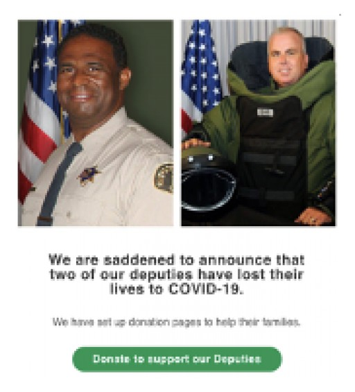 Crowdfunding Sites Now Available for Fallen Riverside Deputy Sheriffs