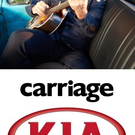 FREE Jason Crabb Concert at Carriage KIA of Woodstock