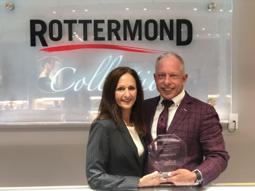 Rottermond Jewelers in Michigan Has Been Awarded the William 'Wag' Wagner Business Excellence Award for 2020