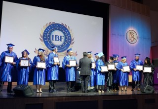 Graduates of the I Believe In My Future program