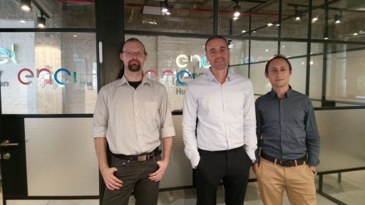 Israeli Industrial Systems Startup, Aperio Systems, Wins Enel's Cyber Security Hackathon; Named First Participant in Enel's Innovation Hub