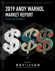 2019 Andy Warhol Market Report (Print and Multiples)