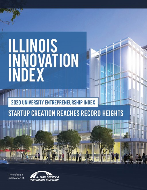 Record Number of Startups Launched From Illinois Campuses