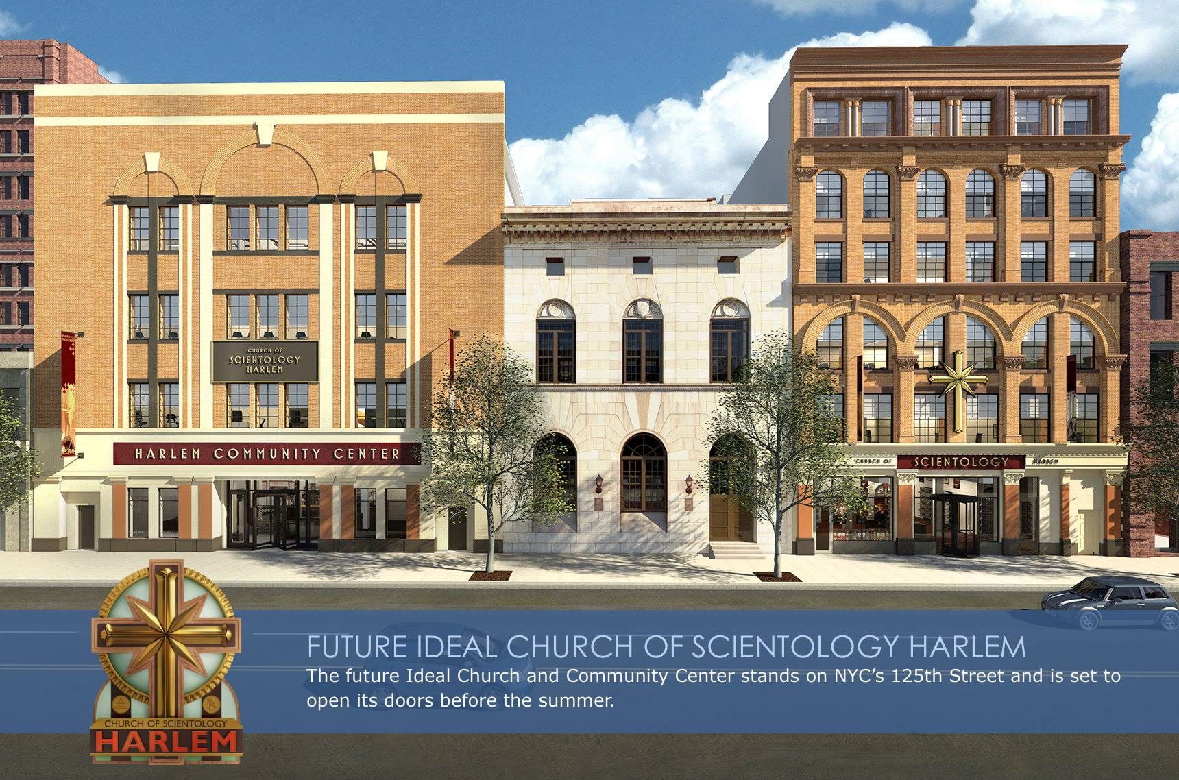 Future Church of Scientology Harlem | Church of Scientology