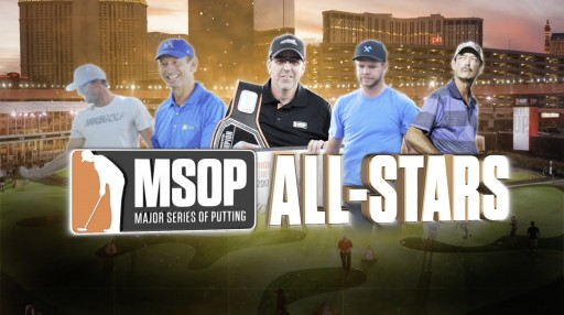Major Series of Putting Announces Additional Tour Dates Across North America