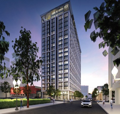 Wood Partners Announces Groundbreaking of Alta Art Tower in Portland