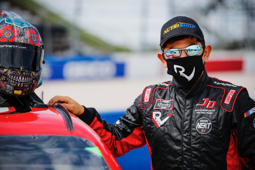 NUTRISHOP® Helps Fuel TikTok-Sponsored Xfinity Race Car Driver Ryan Vargas