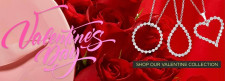 This Valentine's Day, Shop Our Valentine Collection at Huntington Fine Jewelers