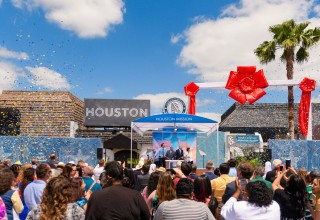 Dedication of the new Ideal Scientology Mission of Houston