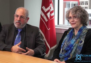 Dr. Merom Klein and Dr. Louise Yochee Klein
