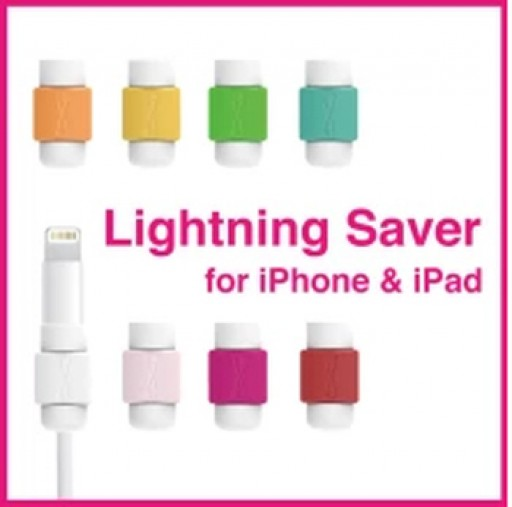 The 'Lightning and Magsafe Saver' Offers Ultimate Protection at a Miniscule Cost