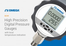 High Precision Digital Pressure Gauges
