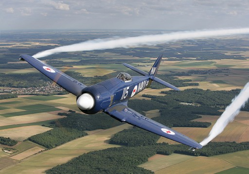 Boschung Global Presents the Finest Sea Fury in the World