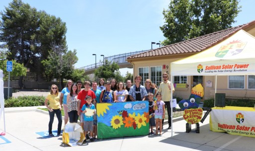 Fun in the sun: Santee students get energized on STEAM Day